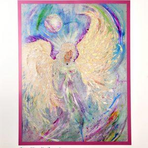 Amethyst Angel by Joanne Macko