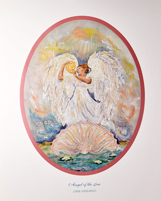 Angel of the Sea by Joanne Macko