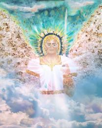 Archangel Michael by Joanne Macko