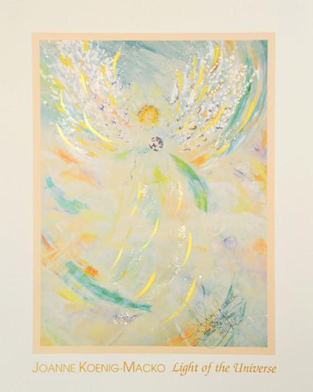 Light of the Universe by Joanne Macko
