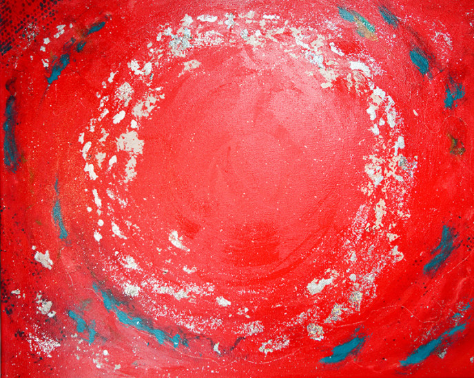 Red Portal by Joanne Macko