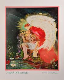Angel of Courage by Joanne Macko