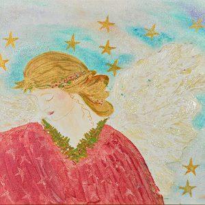 Nature Angel by Joanne Macko